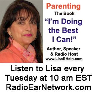 Penny Tee of  'We R' Moms'  on Everyday Parenting with Lisa Hein
