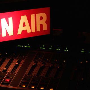 Secret Society radio show on Radio Centraal, 106.7 FM, Antwerp, date: 02072016