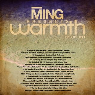 MING Presents Warmth 011