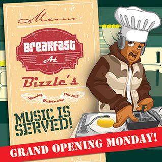 DJ LONNIE B's Breakfast at Bizzle's #2