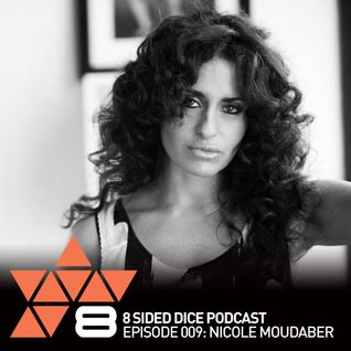 8 Sided Dice Podcast 009 with Nicole Moudaber