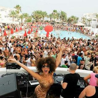 Miguel Rodríguez-Live Pool Party DJSet @Gran Canaria Sunset Collective Sessions (20/05/2012)