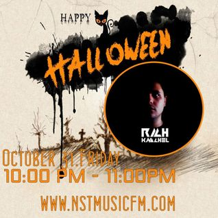Rich Knochel@NST Music FM [Halloween Party]