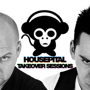 Housepital's Takeover Sessions #014 incl. Ron Carroll Guest Mix