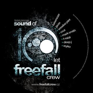 Mark Smith - Deep Fun.k - Freefall Crew 10th Anniversary Mix