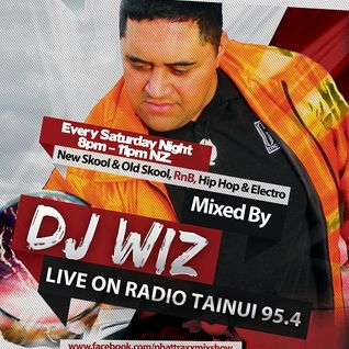 DJ WiZ Presents The Phat Traxx Mixshow - Show 4 Mix 1 (20-10-12)