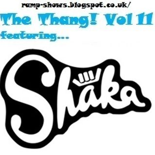 Ramp Show: The Thang! Vol 12 feat. Shaka