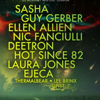 Sasha - Live @ Last Night on Earth NYE 2013, 02 Academy Brixton (London) - 31.12.2013