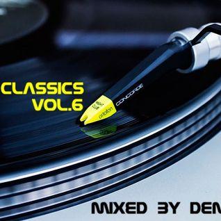 Techno Classics Vol.6 - Mixed by Demmyboy