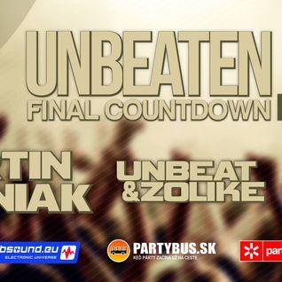 Live at Unbeaten 10 (24-08-2013)