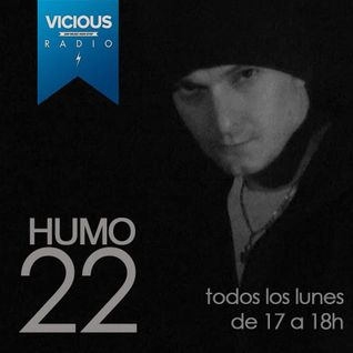 Humo 22 on Vicious Radio 24/03/2014