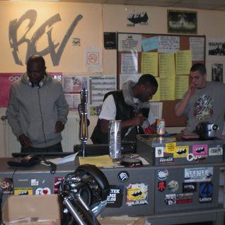 Emission La Voix du HipHop part II DU 25 Décembre 2010