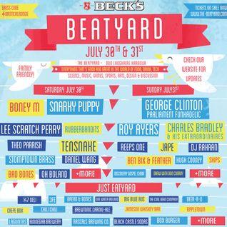 The Beatyard Festival 2016 - Electricitat (Leictreachas) - 21-07-2016
