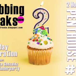 CLUBBING FREAKS #034_2nd Birthday Celebration Live @ Anderpartys Penthouse  23-02-2012