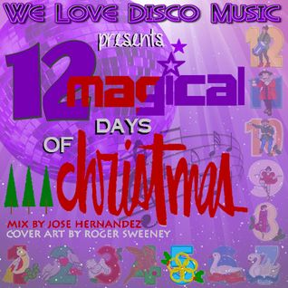12 Days Of Christmas Disco Mix Day 5 by DeeJayJose