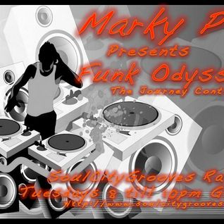 Episode 63 Funk Odyssey Returns Xclusive MTD interview 10th April 2012