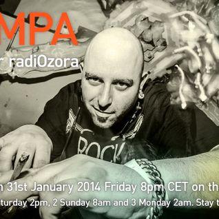 "Champa ""Mix for radiOzora"" 31/01/2014"