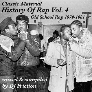 History Of Rap Vol. 4 (Old School Rap 1979-1981)