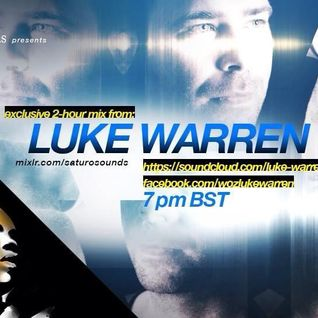 Luke Warren - Saturo Sounds Guest Mix