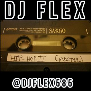 DJ FLEX - Hip-Hop Vol 2 (90s Master mixed tape)
