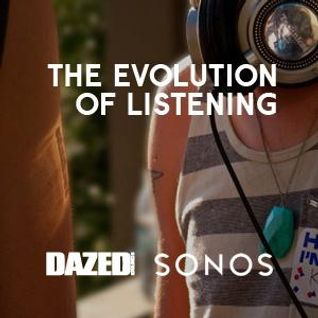 Dazed X Sonos Evolution Of Music