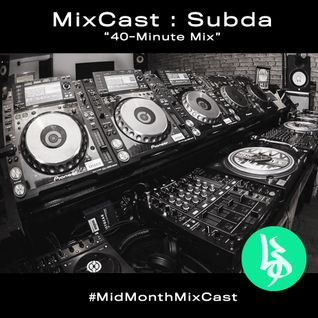 "MixCast: Subda ""40-Minute Mix"""