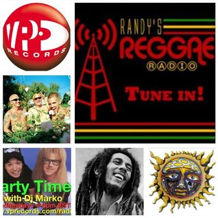 Party Time with Dj Marko on Randy's Reggae Radio (Vol. 23 Hr 1)