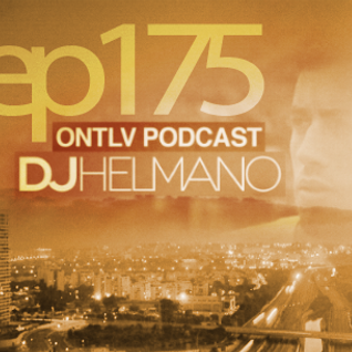 ONTLV PODCAST - Trance From Tel-Aviv - Episode 175 - Mixed By DJ Helmano