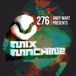 Mix Machine 276 (23 June 2016)