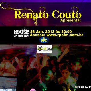 House Of Rhythm - 18/01/2012 - Renato Couto