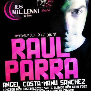 Vicious Radio Show Podcast Raul Parra  12 Feb