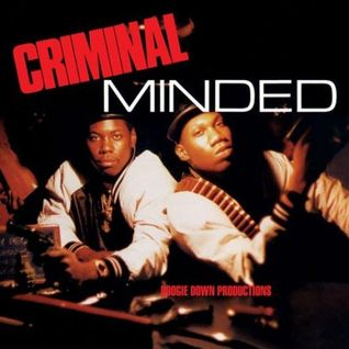 Boogie Down Productions Criminal Minded Practice Sessions (Demo) via Kenny Parker Live on Radio