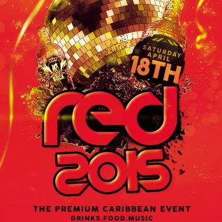 Carnival Mix #197 - DJ Majesti warms up for RED 2015