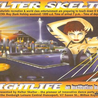 DJ Brockie Helter Skelter 'Night Life' 29th May 1999