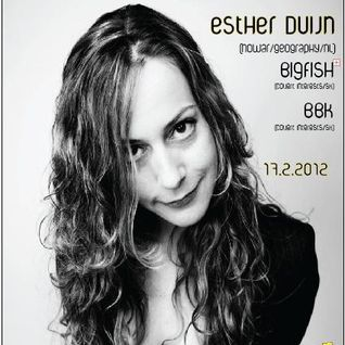 Esther Duijn recorded at Covert Interest 17.02.12