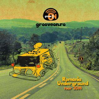 Romania Underground 2014 - Brasov - Groovinhood