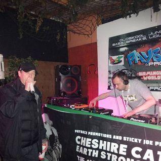 K Jah – Worldwide Epidemic Radio Show - Feat MC Cheshire Cat