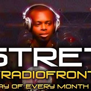 DJay Stretch On Radio Frontline 5:10:2013, Reinforced Beatz #Manix and Enforcers Mix. One love