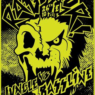Raggator Jungle Vs Bassline Competition Entry - DC - Jungle/DnB/Bassline/Grime