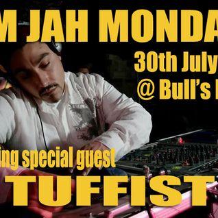 DJ TUFFIST @ Jam Jah Mondays