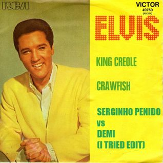 III ELVIS - CRAWFISH INDIGO (I TRIED DEMI EDIT)