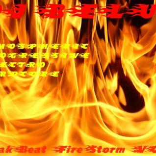 Xenomorphe aka DJ BELUY @ BREAKBEATZONE RS - BreakBeat FireStorm VOL.X (Exclusive Volume)