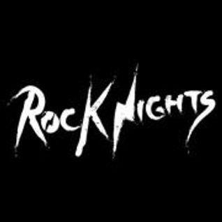 Rock Nights Radio Vol.56 - Colin Peters live at Ochoymedio Club.