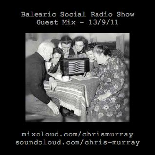 Balearic Social Radio - Guestmix 13/9/11