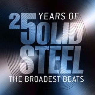 Solid Steel Radio Show 25th Anniversary