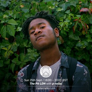 The Pit LDN w/ p-rallel - 25th September 2016
