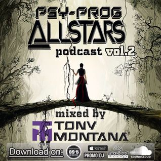 Psy-Prog Allstars podcast # 2 with Dj Tony Montana [MGPS 89,5 FM] 14.05.2016