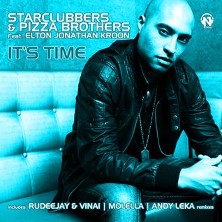 Starclubbers & Pizza Brothers feat. Elton Jonathan Kroon - It's Time (Molella Rmx) teaser
