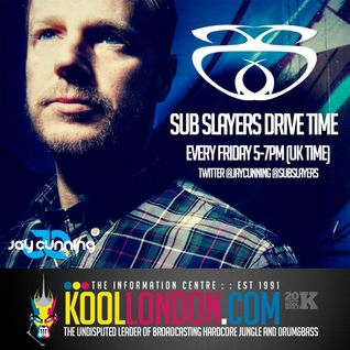 Jay Cunning - KoolLondon.com Extended Show: Garage / Old Skool / Jungle [29 Sep 15]