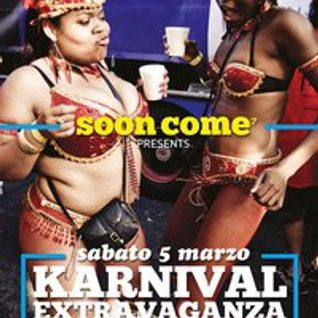 """soon come"" viral bass-LdM- karnival extravaganza party, Rome, Italy : ldm+ mael"
